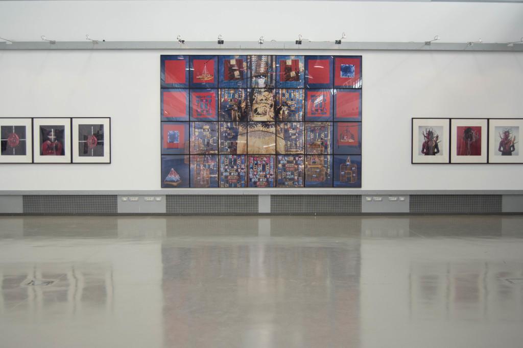 MARÍA MAGDALENA CAMPOS-PONS  | exhibition view, ph Francesca Renda