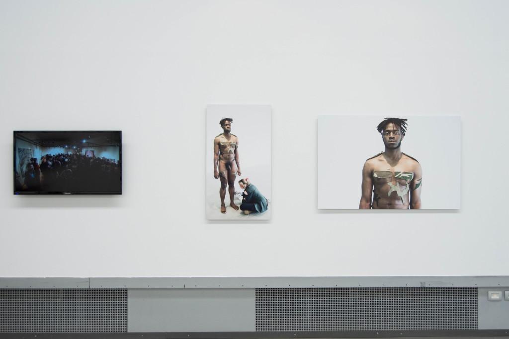 CARLOS MARTIEL | exhibition view, ph Francesca Renda