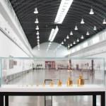 Exhibition view | REYNIER LEYVA NOVO, El peso de la muerte (serie de pesas de 1 g. a 1 Kg. fundidas con latón de balas) 2016