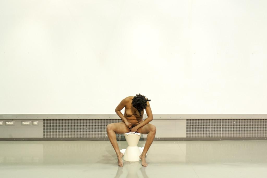 Susana Pilar, Re-territorialización, 2016 Performance, ZAC, Palermo, ph VARVA