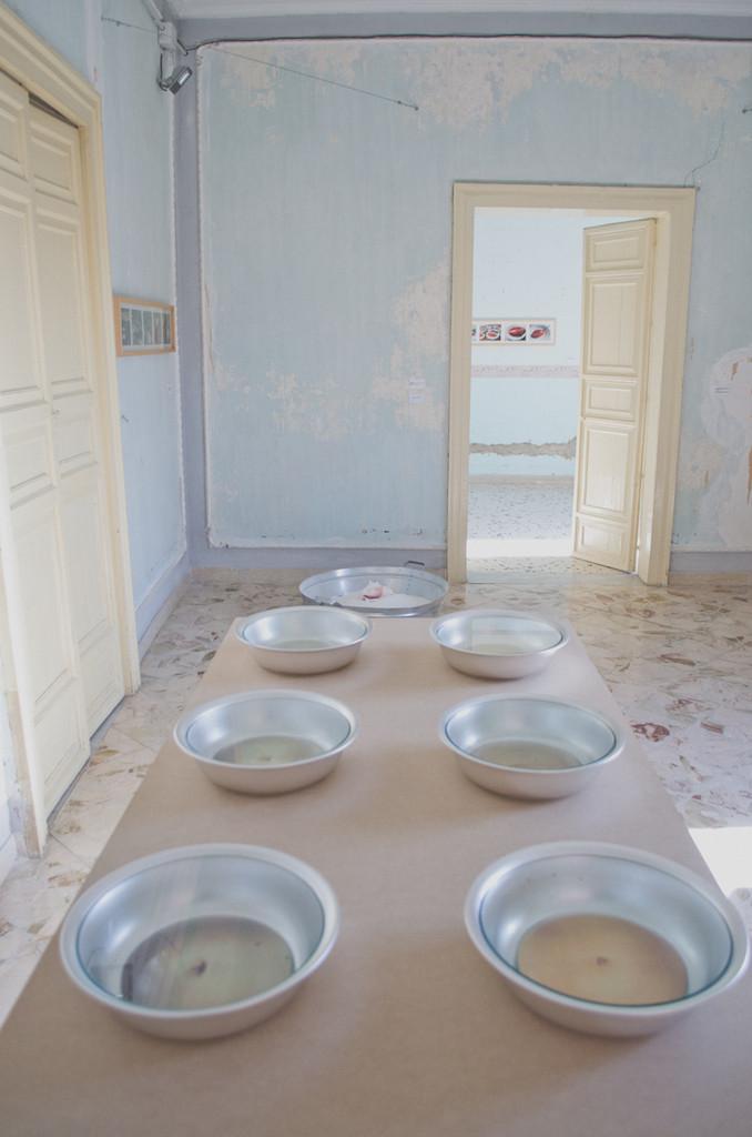 Installation view MURA | Ph Nadia Spanò