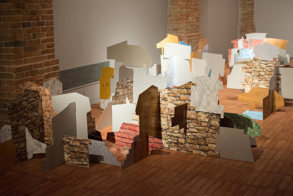 Installation view GAM | ph Francesca Renda